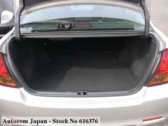 STOCK No.616376 TOYOTA ALLION Image8