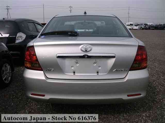 STOCK No.616376 TOYOTA ALLION Image19
