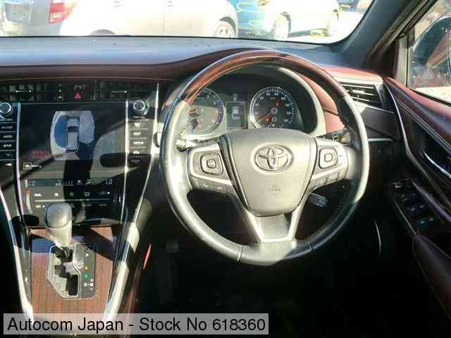 STOCK No.618360 TOYOTA HARRIER Image3
