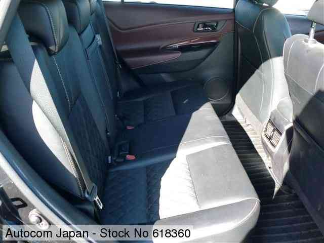 STOCK No.618360 TOYOTA HARRIER Image4