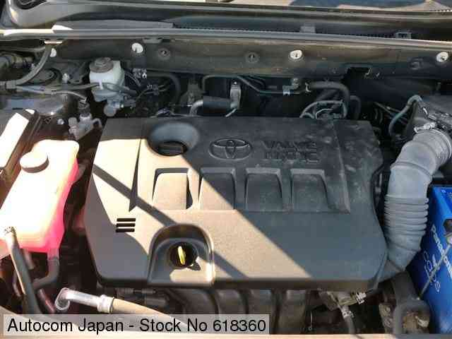 STOCK No.618360 TOYOTA HARRIER Image5