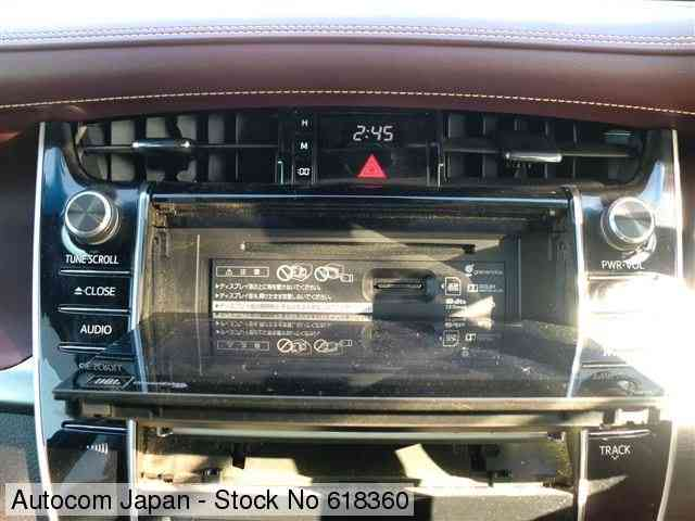 STOCK No.618360 TOYOTA HARRIER Image7