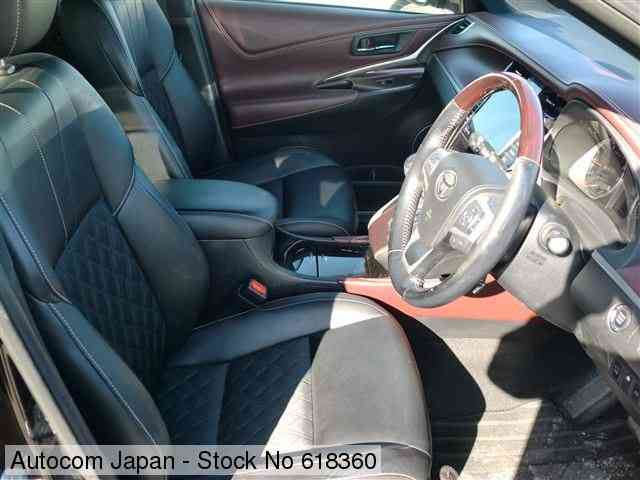 STOCK No.618360 TOYOTA HARRIER Image8