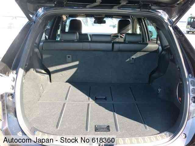 STOCK No.618360 TOYOTA HARRIER Image9