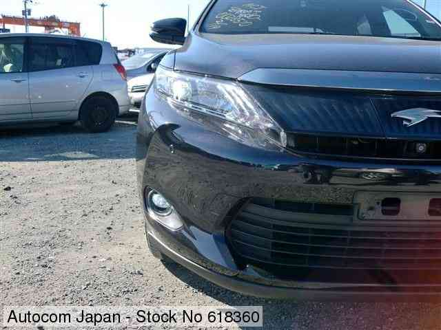 STOCK No.618360 TOYOTA HARRIER Image11