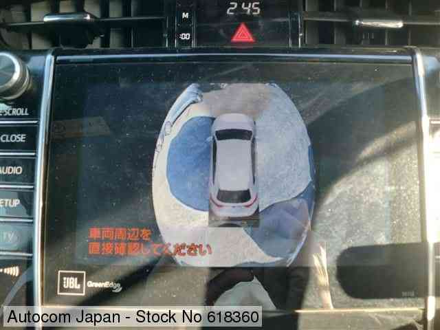 STOCK No.618360 TOYOTA HARRIER Image18