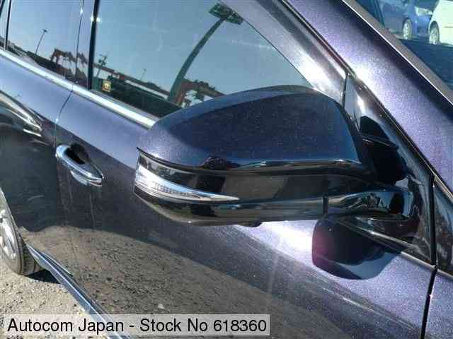 STOCK No.618360 TOYOTA HARRIER Image21