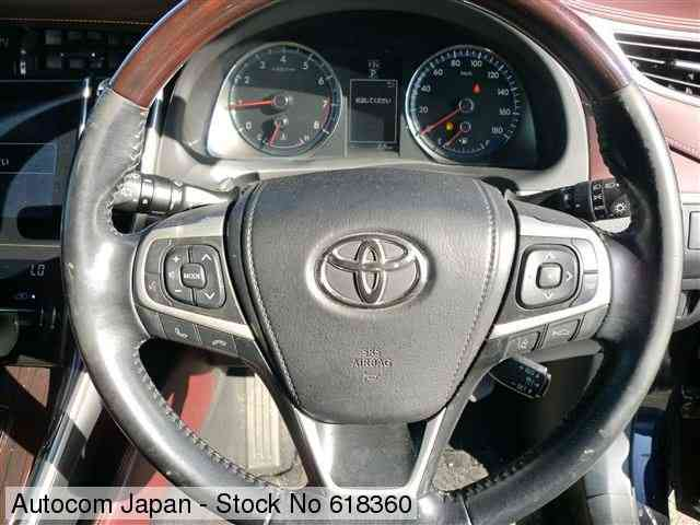 STOCK No.618360 TOYOTA HARRIER Image23