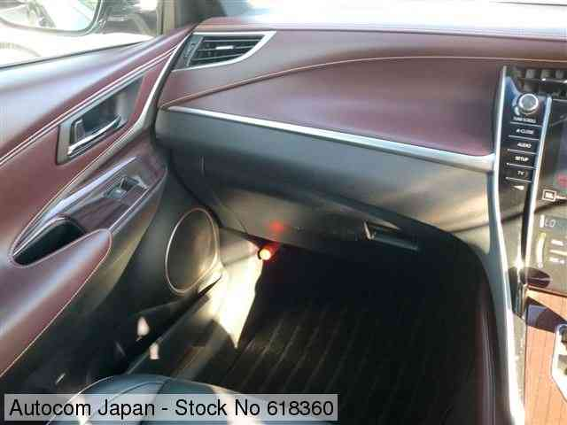 STOCK No.618360 TOYOTA HARRIER Image30