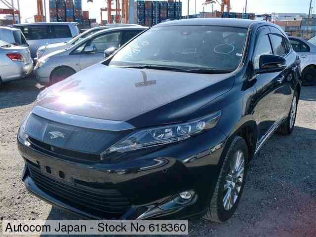 STOCK No.618360 TOYOTA HARRIER Image31