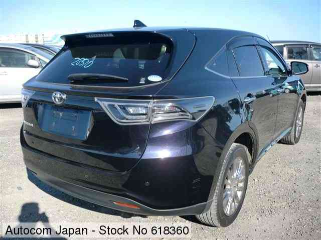 STOCK No.618360 TOYOTA HARRIER Image32