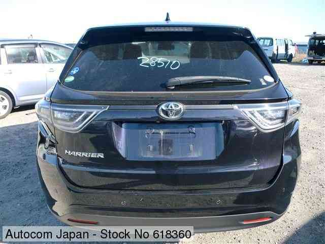 STOCK No.618360 TOYOTA HARRIER Image34