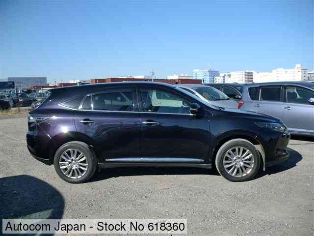 STOCK No.618360 TOYOTA HARRIER Image35