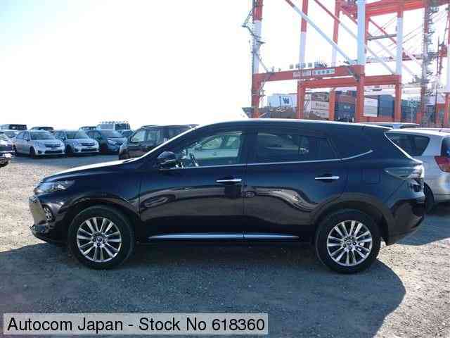 STOCK No.618360 TOYOTA HARRIER Image36