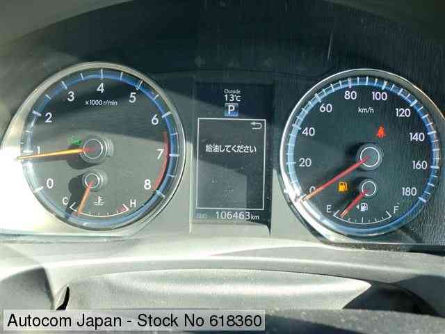 STOCK No.618360 TOYOTA HARRIER Image38