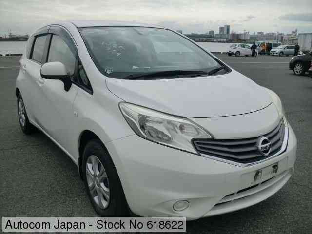 STOCK No.618622 NISSAN NOTE Image1