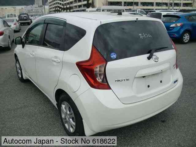 STOCK No.618622 NISSAN NOTE Image2