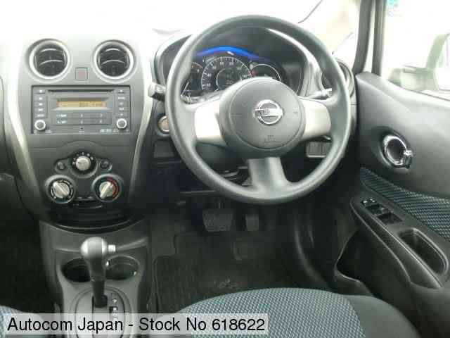 STOCK No.618622 NISSAN NOTE Image3