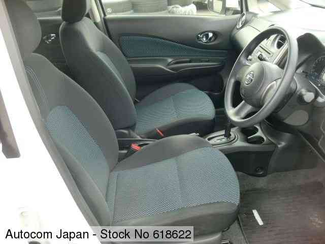STOCK No.618622 NISSAN NOTE Image7
