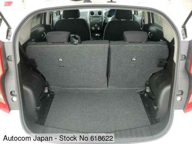 STOCK No.618622 NISSAN NOTE Image8