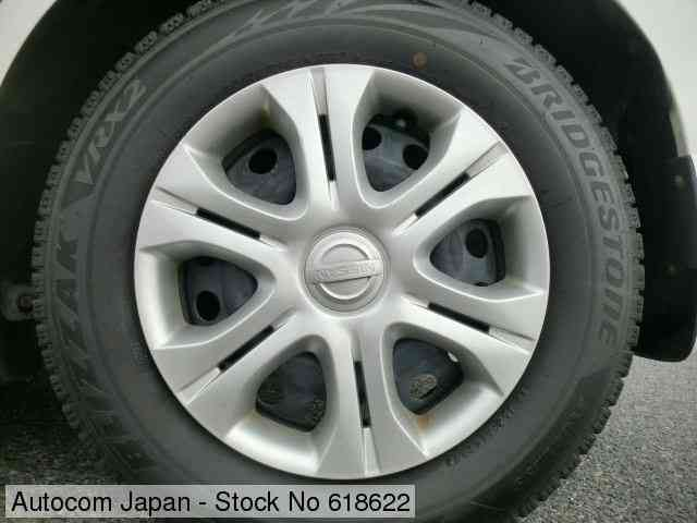 STOCK No.618622 NISSAN NOTE Image9