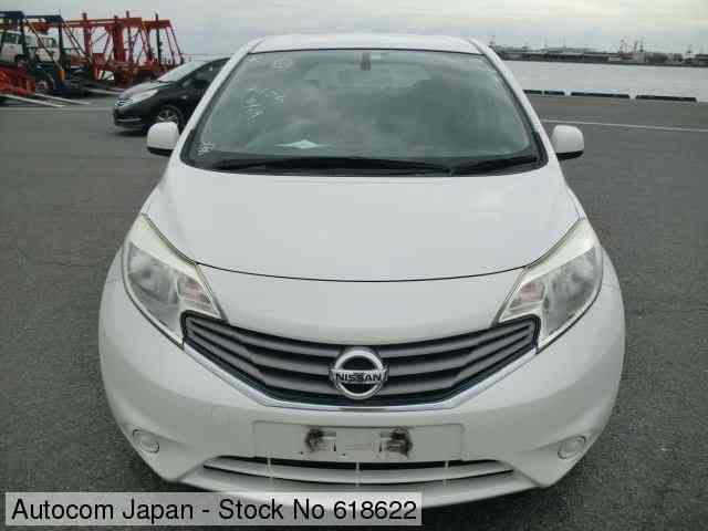 STOCK No.618622 NISSAN NOTE Image14
