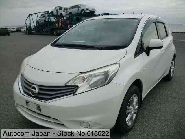 STOCK No.618622 NISSAN NOTE Image15