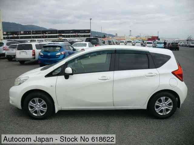 STOCK No.618622 NISSAN NOTE Image16