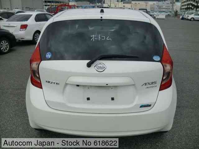 STOCK No.618622 NISSAN NOTE Image17