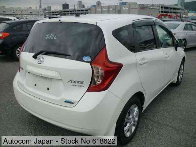 STOCK No.618622 NISSAN NOTE Image18
