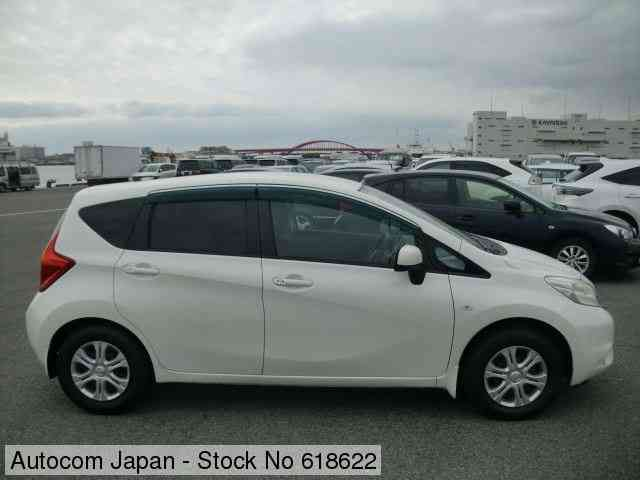 STOCK No.618622 NISSAN NOTE Image19