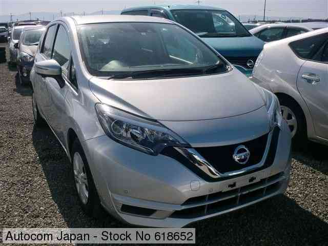 STOCK No.618652 NISSAN NOTE Image1