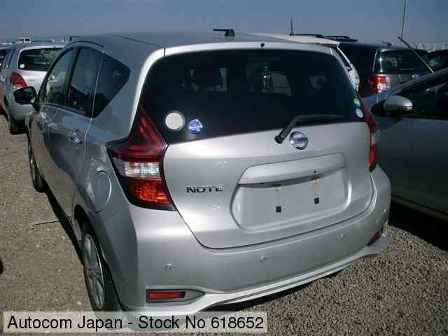STOCK No.618652 NISSAN NOTE Image2