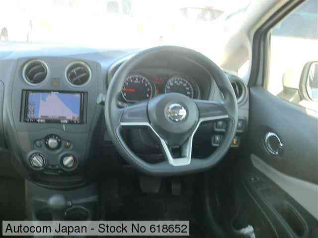 STOCK No.618652 NISSAN NOTE Image3