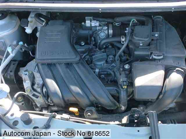 STOCK No.618652 NISSAN NOTE Image5