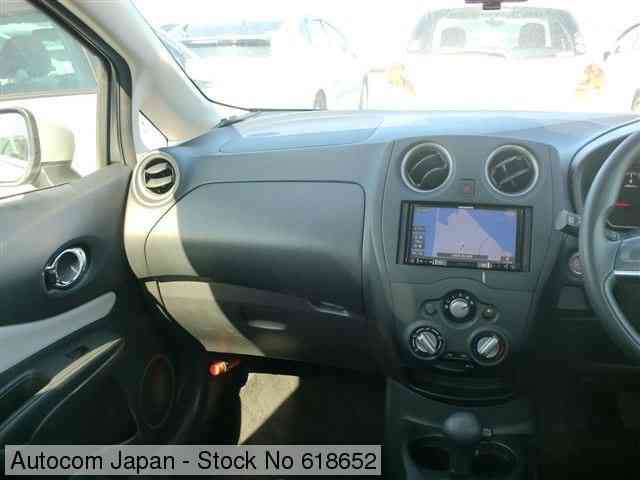 STOCK No.618652 NISSAN NOTE Image15