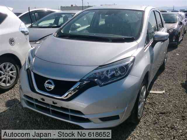 STOCK No.618652 NISSAN NOTE Image22