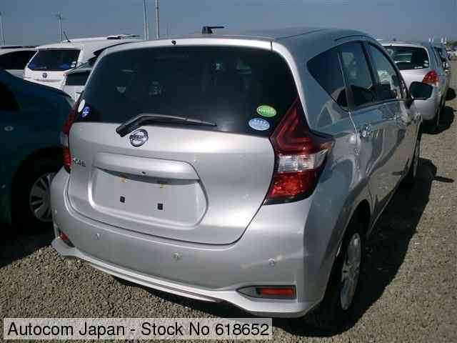 STOCK No.618652 NISSAN NOTE Image23