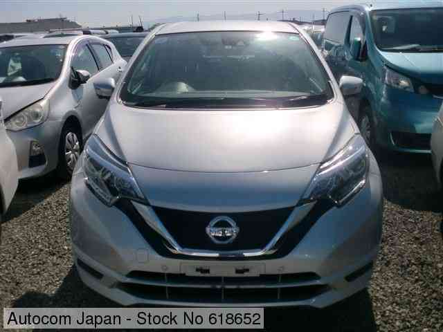 STOCK No.618652 NISSAN NOTE Image24