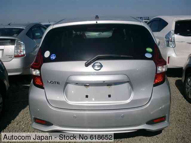 STOCK No.618652 NISSAN NOTE Image25