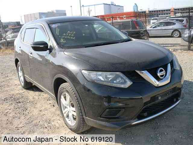 STOCK No.619120 NISSAN X-TRAIL Image1