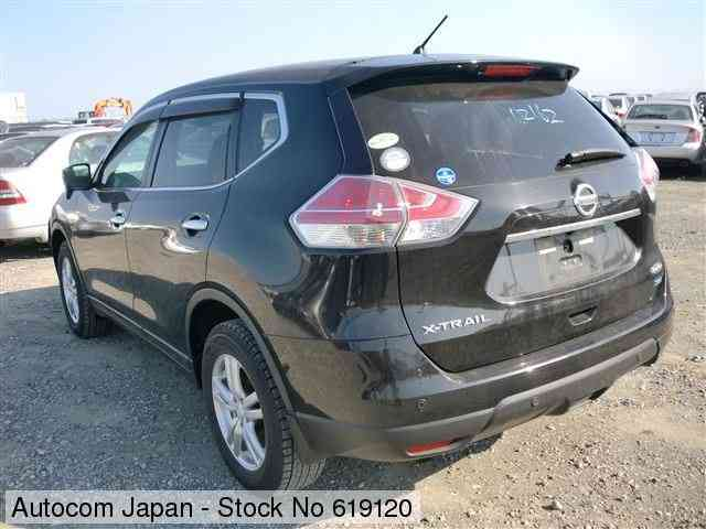 STOCK No.619120 NISSAN X-TRAIL Image2