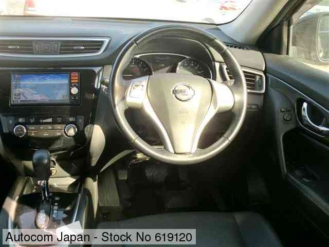 STOCK No.619120 NISSAN X-TRAIL Image3