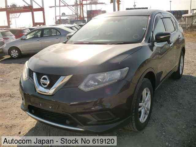 STOCK No.619120 NISSAN X-TRAIL Image24