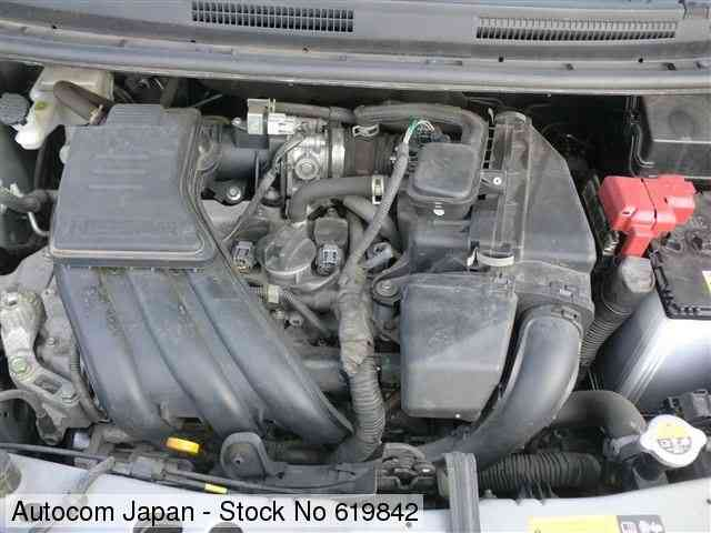 STOCK No.619842 NISSAN NOTE Image5