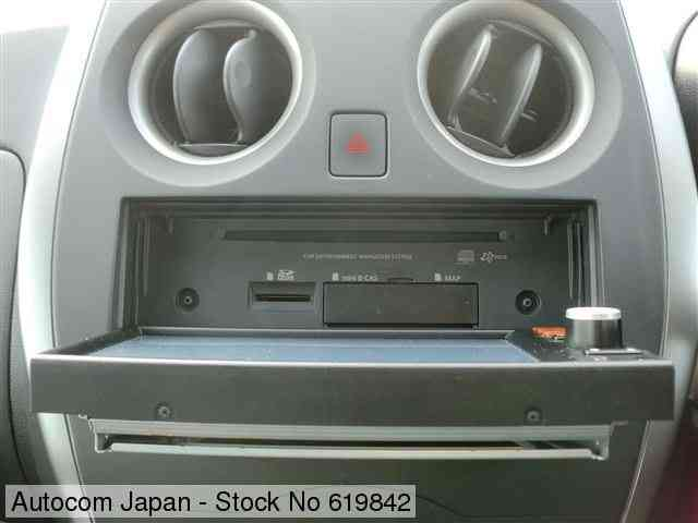 STOCK No.619842 NISSAN NOTE Image7