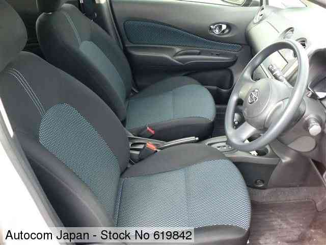 STOCK No.619842 NISSAN NOTE Image8