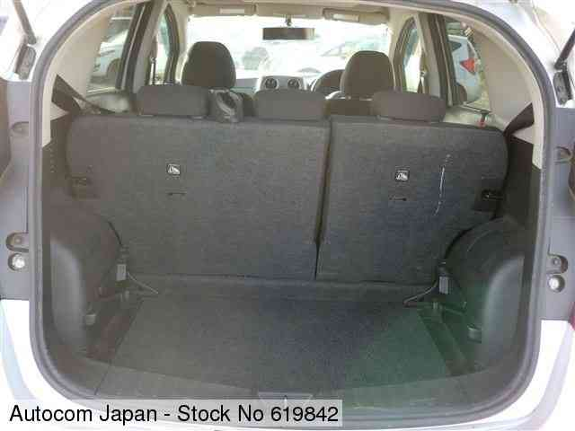 STOCK No.619842 NISSAN NOTE Image9