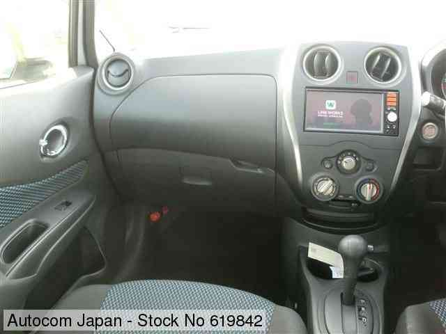 STOCK No.619842 NISSAN NOTE Image16