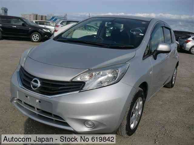 STOCK No.619842 NISSAN NOTE Image17